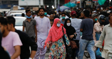 Pandemic claims 58 lives during last 24 hours in Pakistan