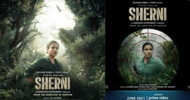 Amazon Prime Sherni trailer out now ft. Vidya Balan - editor times
