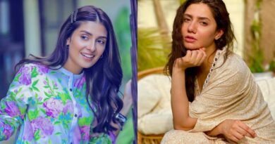 Ayeza Khan pays tribute to Mahira Khan on completing 10 years in industry