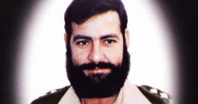 Captain Karnal Sher Khan