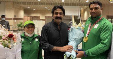 Paralympics Haider Ali