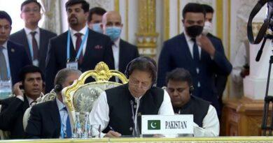 Afghanistan Taliban SCO summit