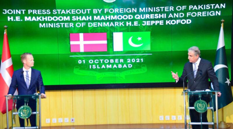 Denmark, Jeppe Kofod Afghanistan Pakistan