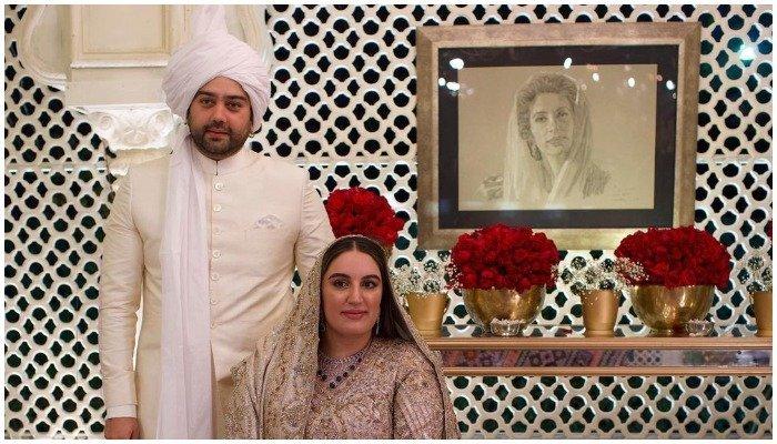 Bakhtawar Bhutto Zardari baby boy