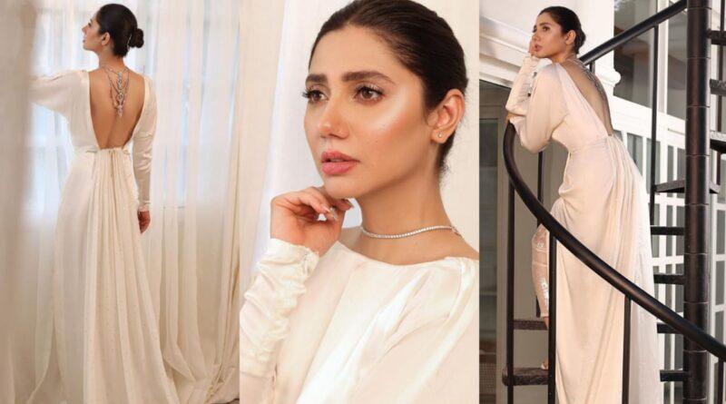 Mahira Khan LSA 2021