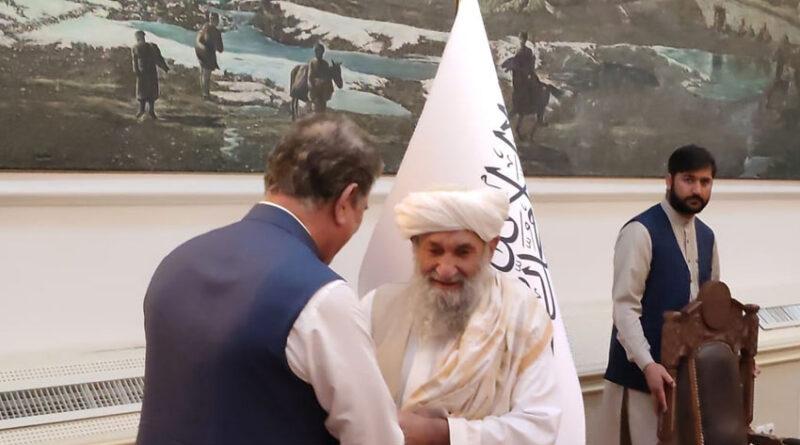 Afghanistan Mullah Hassan Akhund