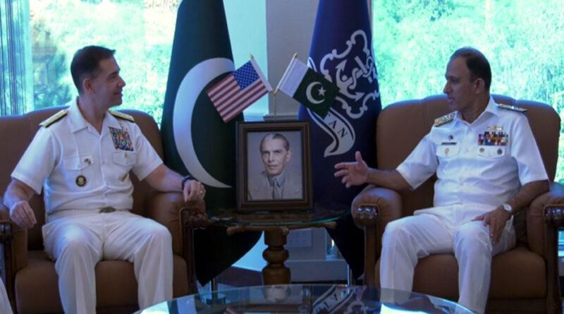 US Pakistan Navy